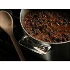 Jennifer's Black Bean Chili