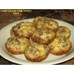 Cheesy Sausage & Egg Muffins
