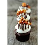 Southern Comfort Cupcakes