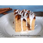 The Baking Beauties Gluten Free Dairy Free Cinnamon Bun Cake