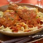 Smoky Chicken Paprikash