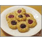 Nancy's Thumbprint Cookies