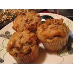 Grandma's Apple Muffins