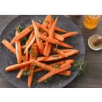Crock pot Glazed Carrots