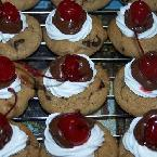Cherry-Chocolate Chip Cookies
