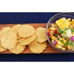 Corn Salsa with Chips