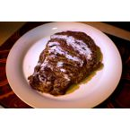 Tuscan Rib-Eye with Lemon Butter