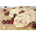 Cranberry Ginger Sugar Cookies