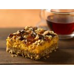Betty Crocker Pumpkin Streusel Cheesecake Bars