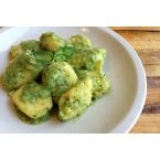 Sorrento Gnocchi in Pesto Cream Sauce