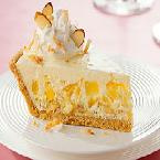 Tropical Pineapple Cream Pie
