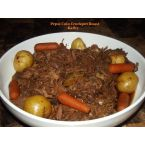 Pepsi Cola Crockpot Roast