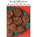 Double Chocolate Cookies (Sables Korova)
