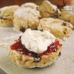 Fluffy Buttermilk Scones