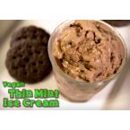 Vegan Thin Mint Ice Cream