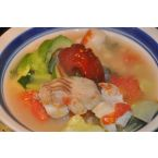 Mom's Spicy Fish Soup
