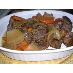 Easy Sunday Pot Roast