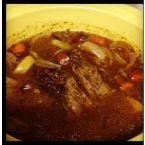 My Easy Crockpot Roast Beef