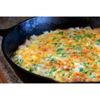 Meat and Taters Frittata