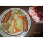 Corned Beef and Cabbage and Irish Boiled Dinner