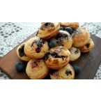 Blueberry Poffertjes