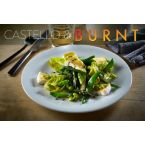 Castello Cheese: Summer Vegetables with White Cream Sauce