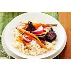 Tasty Roast Vegetable Risotto