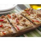 Cheese and Sausage Flat Bread