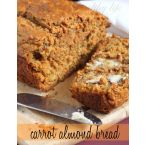 Carrot Almond Bread