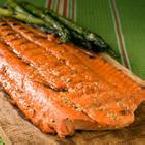 Image of Alaskan BBQ Salmon, Bakespace