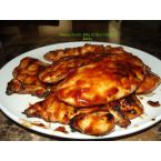 Honey Garlic BBQ Grilled Chicken