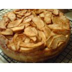 Easy Apple Torte