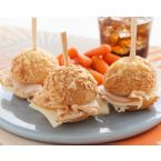 Turkey Asiago Sliders