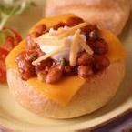 Cheddar Chili Cups
