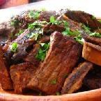 CROCK-POT BEEF SHORTRIBS