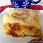 Orange-White Chocolate Macadamia Nut Cinnamon Rolls