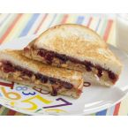 Grilled Peanut Butter & Jam