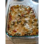 Chicken and Spinach Casserole (Aunt Alex's Favorite)