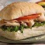 Caesar Chicken Sandwich