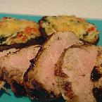 Grilled Cuban Pork Tenderloin