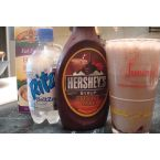 Egg Cream ... 3 ingredients = One delicious beverage