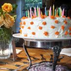 Citrus Celebration Cake with Limoncello Buzz