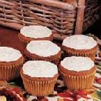 Image of Applesauce Spice Cupcakes, Bakespace