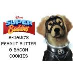 B-Dawg's Peanut Butter and Bacon Cookies