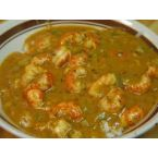 Crawfish Etouffee'