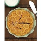 Orange Tarte Tatin