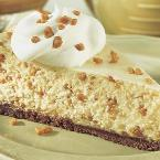 Toffee Bits Cheesecake