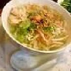 Vietnamese Chicken Soup (Pho)