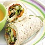 Turkey Lunch Bag Wraps