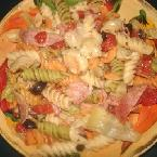Image of Artichoke Pasta Salad, Bakespace